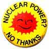 Nuclear Power No Thanks