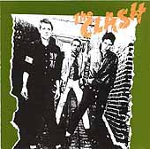The Clash - cover of their first album